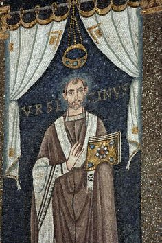 Sant'Apollinare in Classe - Ravenna, Italy Byzantine Mosaics, Byzantine Art, Medieval Books, Medieval Art, Early Christian, Christian Art, Vikings, Ravenna Mosaics, Early Middle Ages