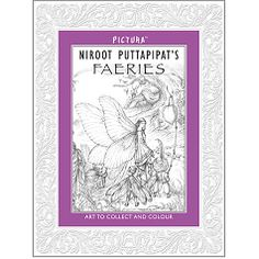 Buy Pictura Faeries Colouring Book Online at johnlewis.com