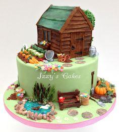 Flower Garden Cake Ideas | marcia1.jpg