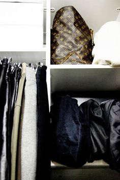 Storage space: Inside ELLE's Jade Frampton's closet