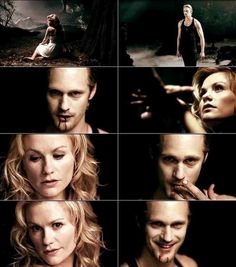 True Blood - Eric and Sookie