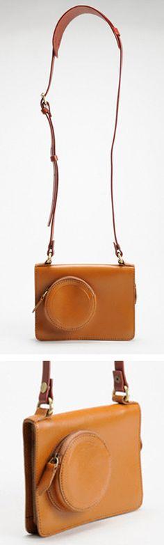 Camera crossbody bag