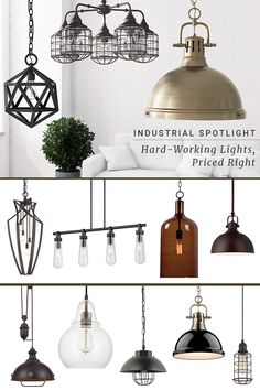 Cast a glow with Joss & Main's selection of ceiling lights, pendant lights, & lamps. Discover the perfect light to illuminate your home at jossandmain.com. Sign up to learn more about our exclusive deals, and don't forget – free shipping for all orders over $49!