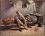 Paul Gauguin, Paul Signac, Vincent Van Gogh, Maurice Denis, Paul Cézanne, Henri De Toulouse Lautrec, Georges Seurat, Henri Rousseau, Johannes Vermeer