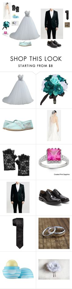 """""""Brianna's forced marriage to  Rollins"""" by kittywitty-17 ❤ liked on Polyvore featuring TOMS, Toni Federici, Salvatore Ferragamo и Eos"""