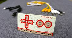 MaKey MaKey - Make almost anything into a Button