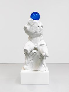 Jeff Koons,Gazing Ball (Belvedere Torso), 2013