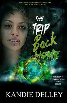 "#paranormal #suspense ""Trip Back Home""  Could U sacrifice a friend to save another?"