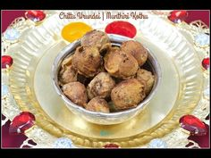 Munthiri kothu (Chittu Urundai) is a popular sweet dish in Kanyakumari. Learn here how to make this awesome dish with step by step instructions and video