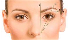 Oriflame Online Beauty Store Voula: Σχήμα στα φρύδια