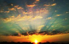 Sunset from Jen :)