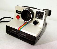 Vintage Polaroid OneStep Land Camera