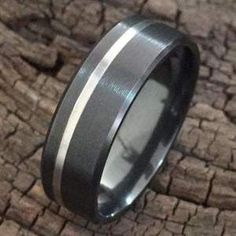 Senepol Zirconium Ring Jaco, Rings For Men, Texture, Silver, Surface Finish, Men Rings, Pattern, Money