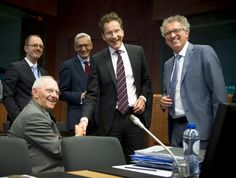Greece bailout programme: Full agreement after marathon negotiations on debt relief between IMF and Eurozone