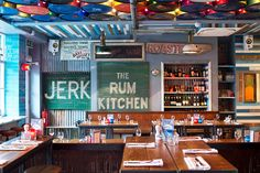 THE RUM KITCHEN IS A CARIBBEAN INSPIRED BEACH SHACK RESTAURANT AND COCKTAIL BAR.