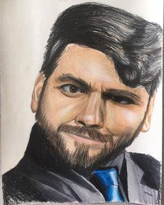 @robdyke Prismacolor drawing! I recorded this for @YouTube too. . . . http://www.youtube.com/adamhiteofficialillustrations . . . #art #arte #artoninstagram #artlover #picoftheday #illustration #illustrated #illustrationart #artworks #artsharing #paint #creative #arts_realistic #instaart #painting #tattoo #ink #freshtattoo #tat #tattoos #robdyke #horror #drawing #prismacolor #youtube #youtuber #comedy