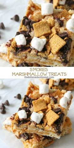 Easy No Bake Desserts, Delicious Desserts, Yummy Food, Homemade Desserts, Traditional Easter Desserts, Marshmallow Treats, Trifle Pudding, Homemade Snickers, Birthday Desserts