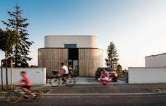 Dwa ramiona – dom w Słowacji / architekt Sebastian Nagy