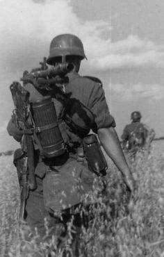 ww2 • german soldiers