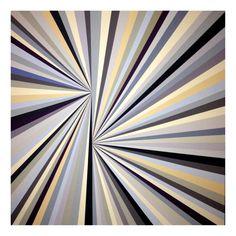 "Robert Blanco - Untitled (2.19.12) acrylic on canvas 36""x36"""