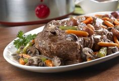 Ultimate Slow-Cooked Pot Roast Recipe - Campbell's Kitchen