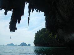 Lauren's kayaking adventure in Thailand
