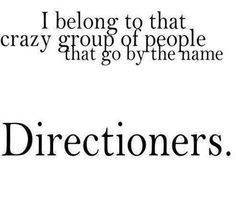 yes and I'm proud of it! #prouddirectioner hey did you guys hear we one best fandom at the radio Disney awards