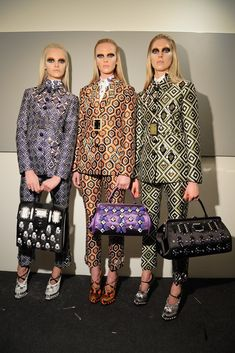Prada Fall 2012 Ready-to-Wear Collection - Vogue