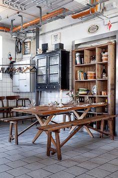 Spisehuset Restaurant - AD España, © Spisehuset