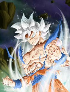 Goku Ultra Instinto Dominado (Universo 7)