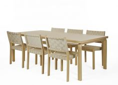 高档宜家风Artek E86 Dining Table