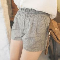 Paperbag-Waist Shorts from #YesStyle <3 Tokyo Fashion YesStyle.com