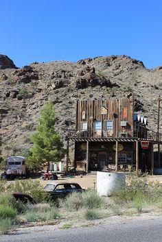 Nelson, Nevada ghost town