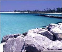 Panama City Beach @ St. Andrews State Park. I'll be there this summer!