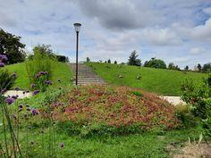 Parc Floral, Sidewalk, Side Walkway, Walkway, Walkways, Pavement