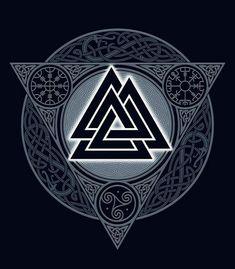 Valknut Mjolnir Vikings Ragnar Lothbrok Norse Symbols Norse Village Nordic Rune: Algiz, the Life Rune No. Norse Tattoo, Celtic Tattoos, Viking Tattoos, Maori Tattoos, Tattos, Fish Tattoos, Nordic Symbols, Viking Symbols, Sacred Symbols