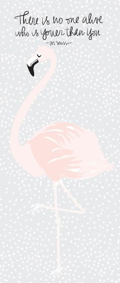 Flamingo Right Art Print, LOVE this print by society6