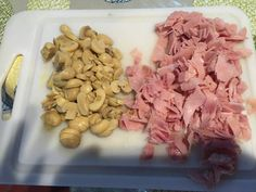 Foto del paso 2 de la receta Salsa caruso Salsa Caruso, Pasta, Virginia, Stuffed Mushrooms, Vegetables, Empanada, Diy, Food, Salads