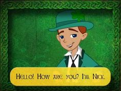 The Limerick Song  A fun song about how to write limericks, sung in limericks! Nick from the Imagine Learning English software guides you through the steps of writing a great limerick.