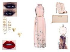 """rosa"" by amamisonodolce on Polyvore"