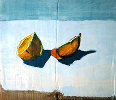 Lemon Wedges & Shadows by Susan Ashworth