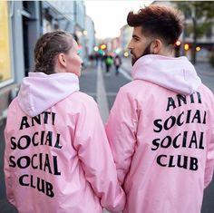 Bape, Hypebeast, Couple Jacket, Style Masculin, Anti Social Social Club, Fendi, Female Profile, Lil Pump, Couple Outfits