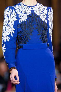 Stella McCartney F/W 2012, Paris Fashion Week