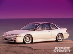 Ah the memories. Thanks for Pinning! - Old school Integra by RJD My Dream Car, Dream Cars, Automotive Engineering, Misfit Toys, Old School Cars, Japanese Cars, Jdm Cars, Sexy Cars, Cars And Motorcycles