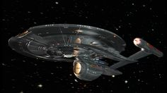 Another great design, that at least made it to the commercial model level, if not the show. Star Trek Fleet, Star Trek Ships, Star Wars, Star Trek Tv Series, Star Trek Cast, Uss Enterprise Ncc 1701, Star Trek Enterprise, Star Trek Wallpaper, Star Trek Online