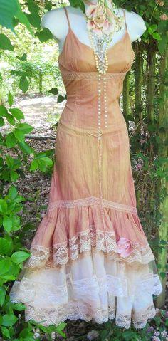 RESERVED for Jacquie deposit for custom dress handmade by vintage opulence on Etsy