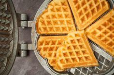 Waffle, la ricetta originale per preparare in casa le cialde tipiche del Nord Europa