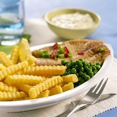 Pom' Plus Kreukelfriet: #verse #frites in zigzag vorm van #Aviko. Vooral kinderen zijn er dol op!