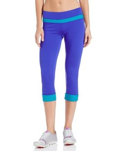 prAna Living Womens Clover Capri Pant Sail Blue XLarge ** More info could be found at the image url.(This is an Amazon affiliate link)