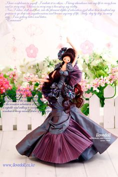 Анастасия Ковтонюк: бутик Текстильери: Апрельская подборка кукол мечты